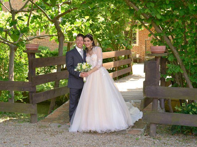 Il matrimonio di Mattia e Erica a Magenta, Milano 1