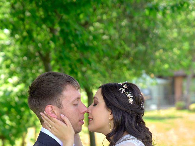 Il matrimonio di Mattia e Erica a Magenta, Milano 2