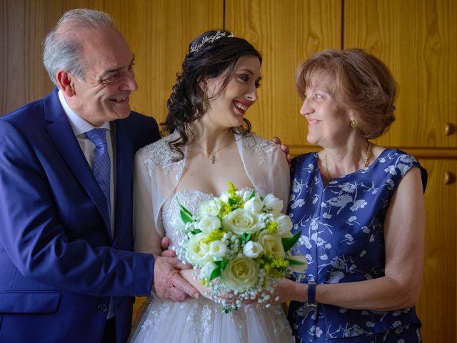 Il matrimonio di Mattia e Erica a Magenta, Milano 23
