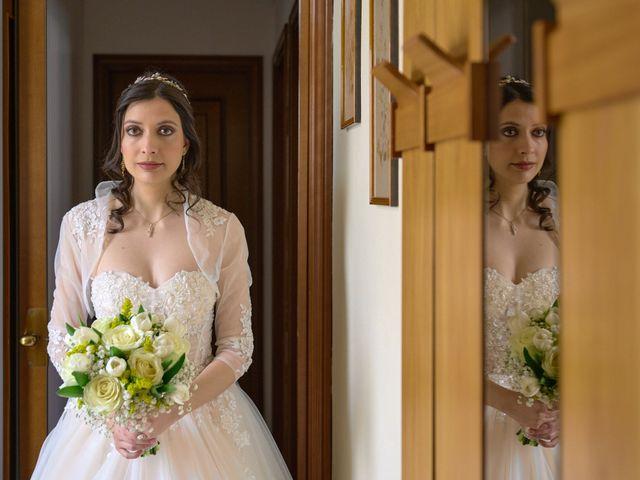 Il matrimonio di Mattia e Erica a Magenta, Milano 24
