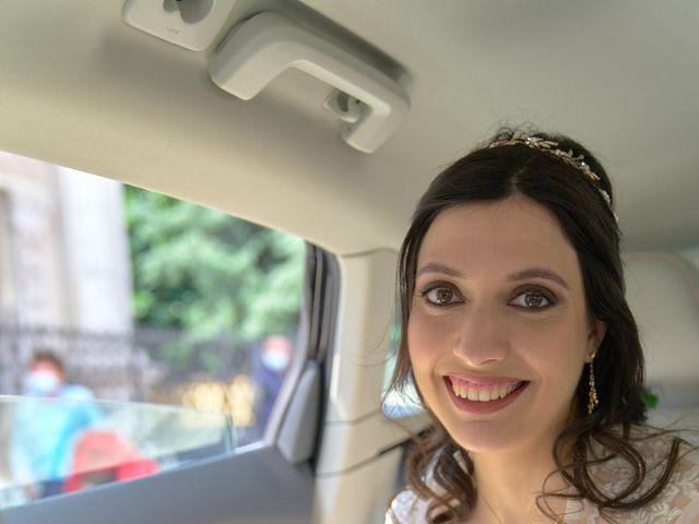 Il matrimonio di Mattia e Erica a Magenta, Milano 30
