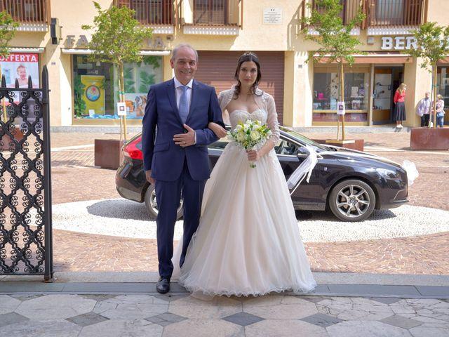 Il matrimonio di Mattia e Erica a Magenta, Milano 31
