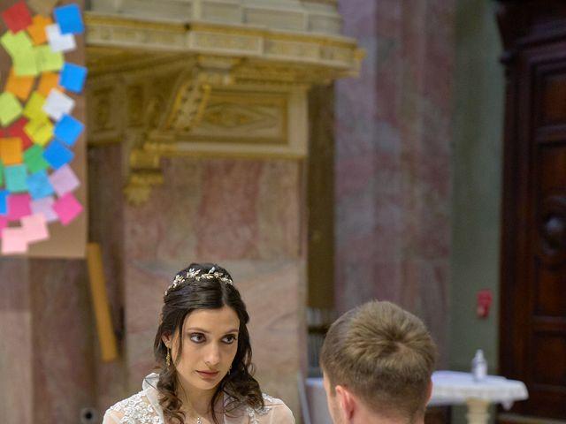 Il matrimonio di Mattia e Erica a Magenta, Milano 35