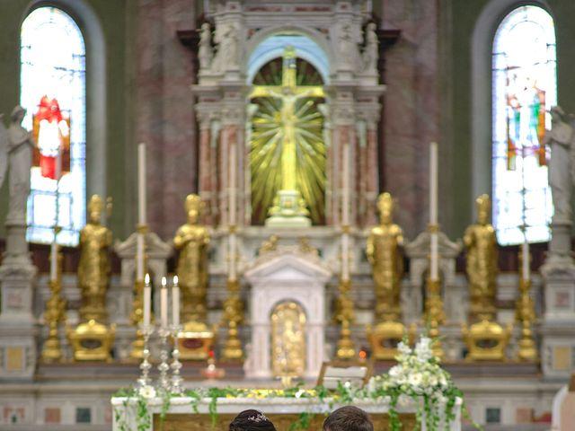 Il matrimonio di Mattia e Erica a Magenta, Milano 36