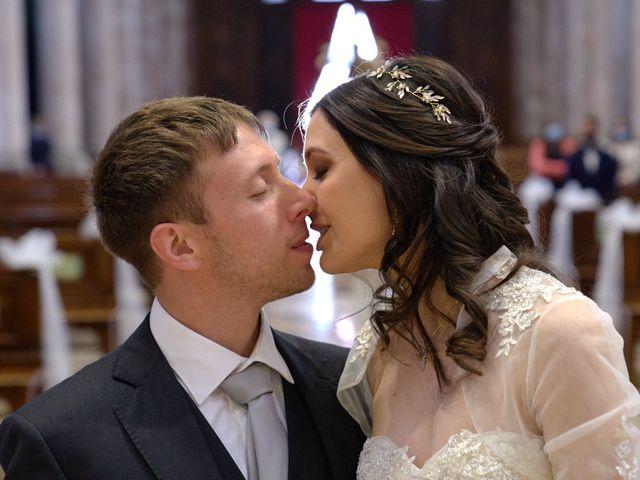 Il matrimonio di Mattia e Erica a Magenta, Milano 38