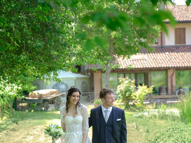 Il matrimonio di Mattia e Erica a Magenta, Milano 48