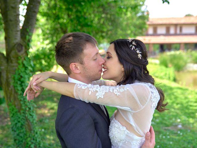 Il matrimonio di Mattia e Erica a Magenta, Milano 49