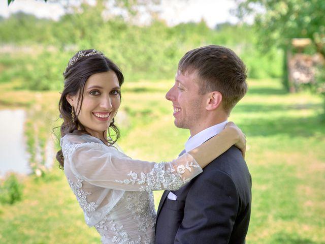 Il matrimonio di Mattia e Erica a Magenta, Milano 53