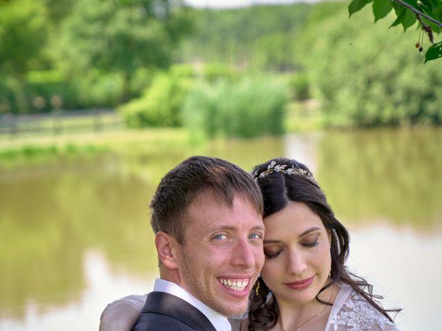 Il matrimonio di Mattia e Erica a Magenta, Milano 54