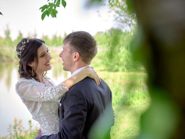Il matrimonio di Mattia e Erica a Magenta, Milano 55