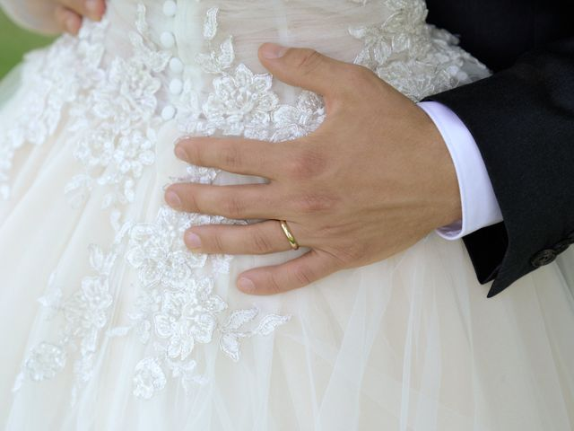 Il matrimonio di Mattia e Erica a Magenta, Milano 57