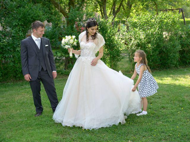 Il matrimonio di Mattia e Erica a Magenta, Milano 59