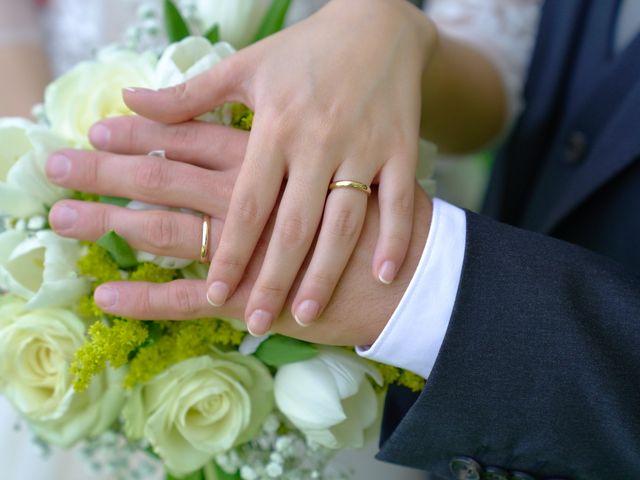 Il matrimonio di Mattia e Erica a Magenta, Milano 66