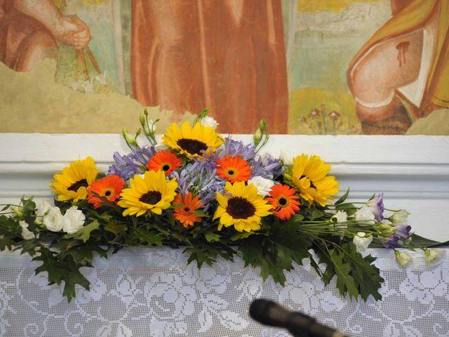 Il matrimonio di Mauro e Samanta a Pistoia, Pistoia 7