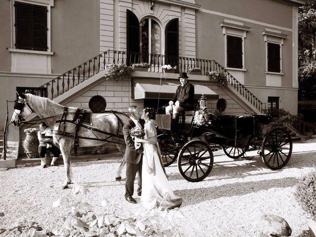 Il matrimonio di Mauro e Samanta a Pistoia, Pistoia 1