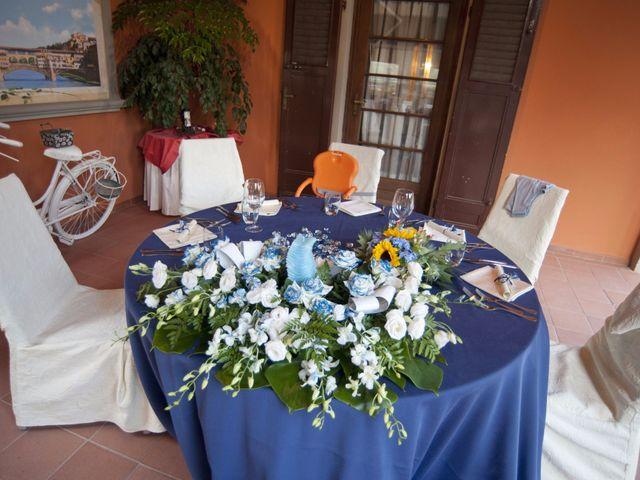 Il matrimonio di Mauro e Samanta a Pistoia, Pistoia 46