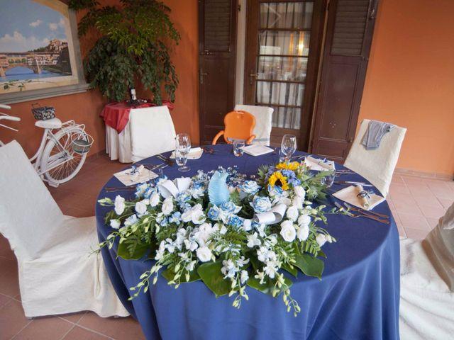 Il matrimonio di Mauro e Samanta a Pistoia, Pistoia 47