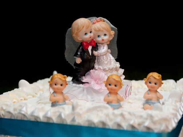 Il matrimonio di Mauro e Samanta a Pistoia, Pistoia 68