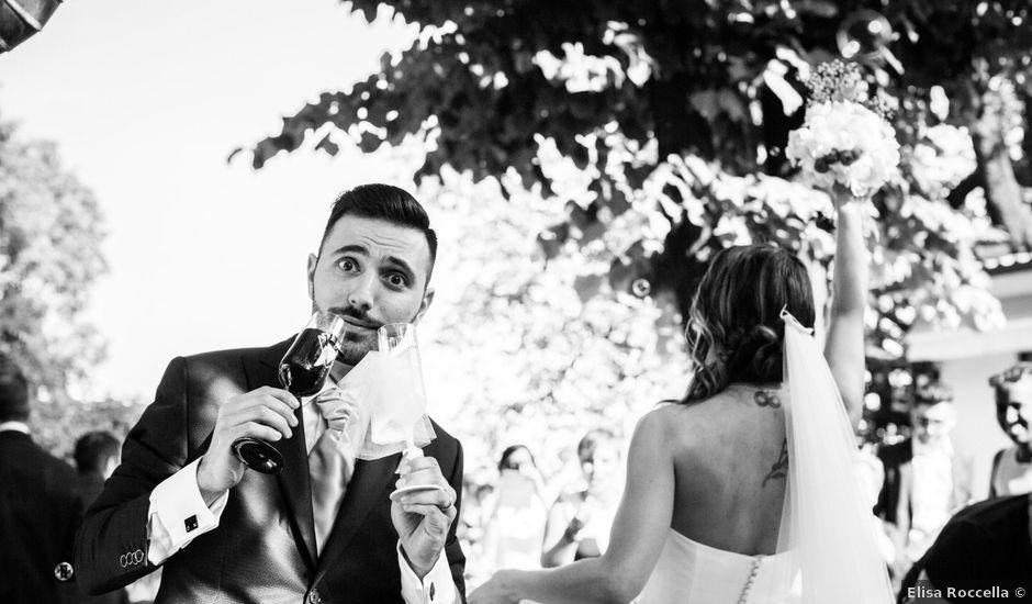 Il matrimonio di Roberto e Cristina a Vaprio d'Adda, Milano