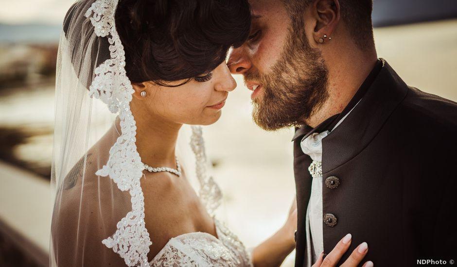 Il matrimonio di Gabriele e Elisabetta a Budoni, Sassari