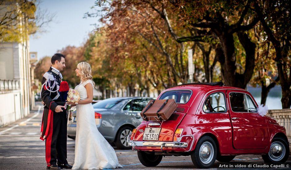 Il matrimonio di Cristian e Valentina a Vergiate, Varese