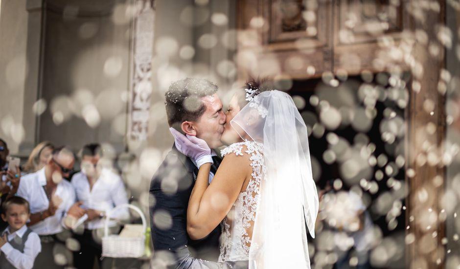 Il matrimonio di Sarti e Laura a Fiesole, Firenze