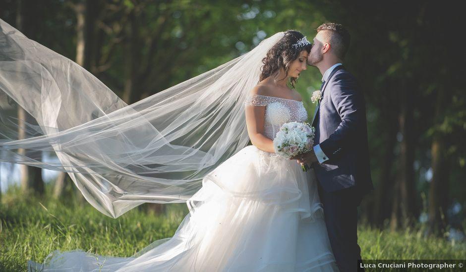 Il matrimonio di Giacomo e Camilla a Appignano, Macerata