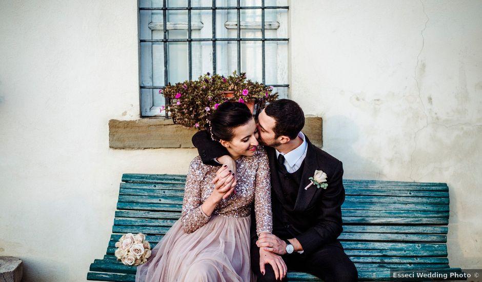 Il matrimonio di Alessandro e Martina a Torre de' Roveri, Bergamo