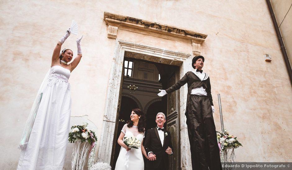 Il matrimonio di Valeria e Nino a Licata, Agrigento
