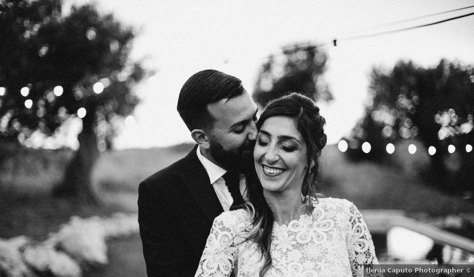 Il matrimonio di Antonella e Simone a Cirò, Crotone