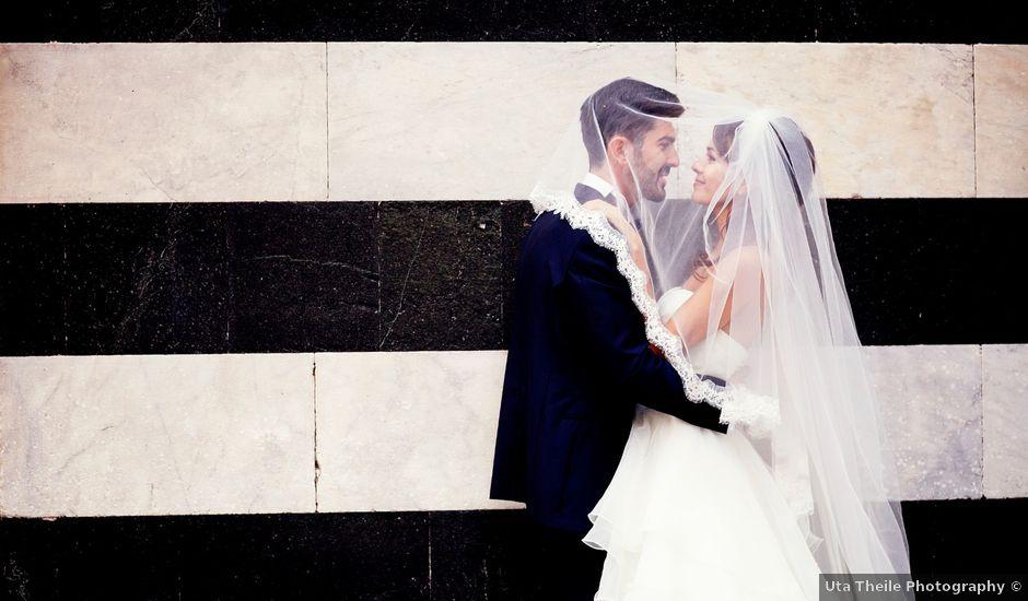 Il matrimonio di Manuel e Christine a Monterosso al Mare, La Spezia