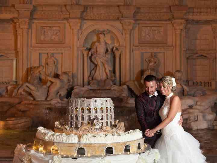 le nozze di Giorgia e Mirko