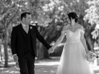 Le nozze di Patrizia e Francesco