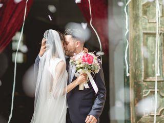 Le nozze di Claudia e Carmine