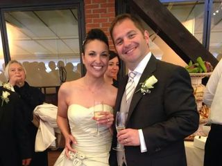 Le nozze di Samantha e Roberto 1