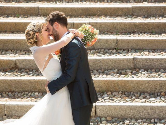 le nozze di Giulia e Christian
