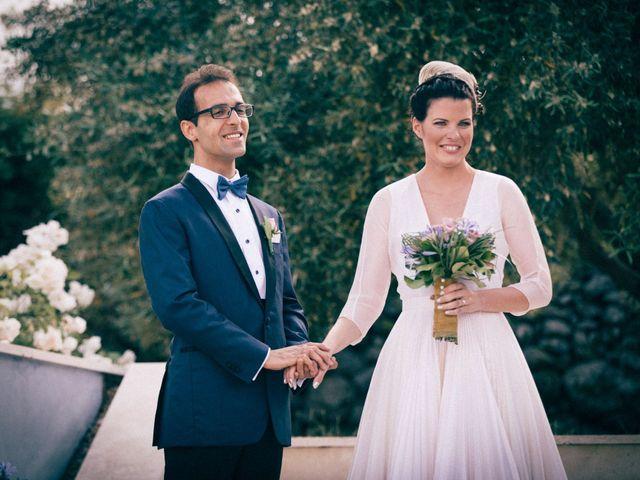 Le nozze di Olga e Madi