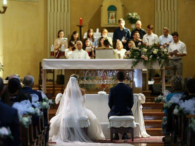 Il matrimonio di Giulio e Roberta a Formigine, Modena 10