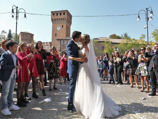Il matrimonio di Giulio e Roberta a Formigine, Modena 14