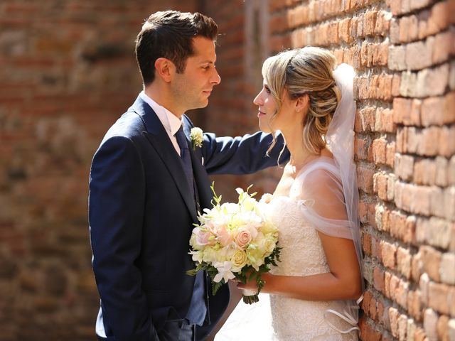 Il matrimonio di Giulio e Roberta a Formigine, Modena 20