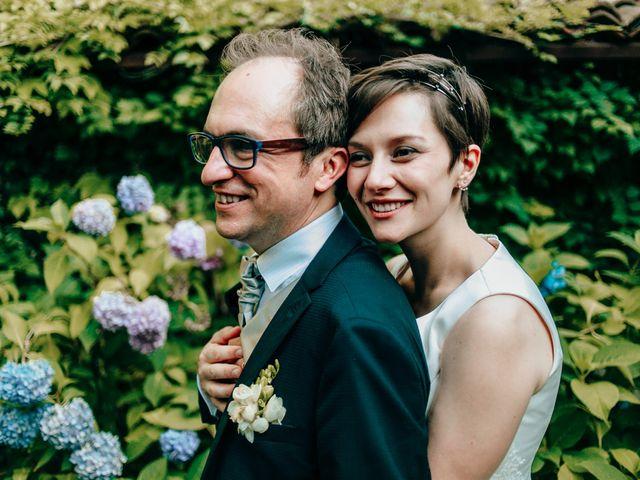 le nozze di Teresa e Rinaldo