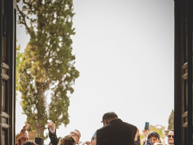 Il matrimonio di Marco e Teresa a Montespertoli, Firenze 6