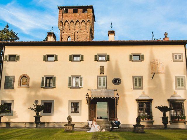 Il matrimonio di Marco e Teresa a Montespertoli, Firenze 14