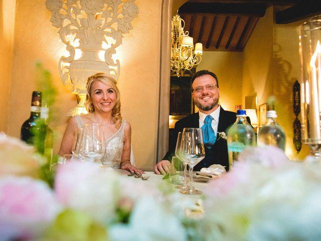 Il matrimonio di Marco e Teresa a Montespertoli, Firenze 17