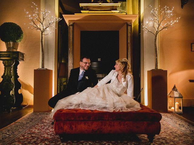 Il matrimonio di Marco e Teresa a Montespertoli, Firenze 2
