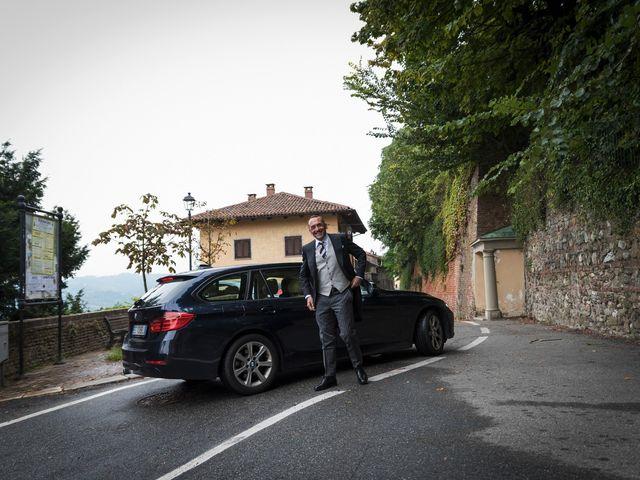 Il matrimonio di Marco e Elisa a Gassino Torinese, Torino 15