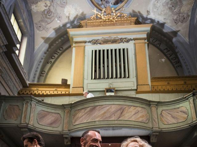 Il matrimonio di Marco e Elisa a Gassino Torinese, Torino 16