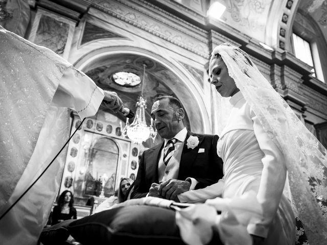Il matrimonio di Marco e Elisa a Gassino Torinese, Torino 24