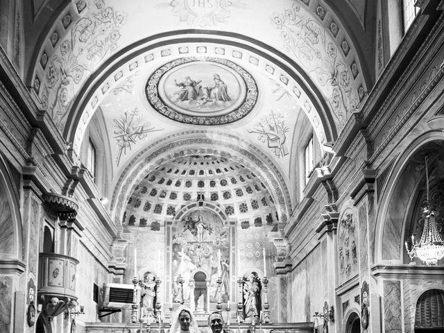 Il matrimonio di Marco e Elisa a Gassino Torinese, Torino 27
