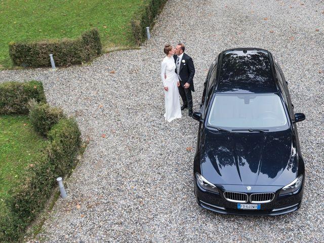 Il matrimonio di Marco e Elisa a Gassino Torinese, Torino 31